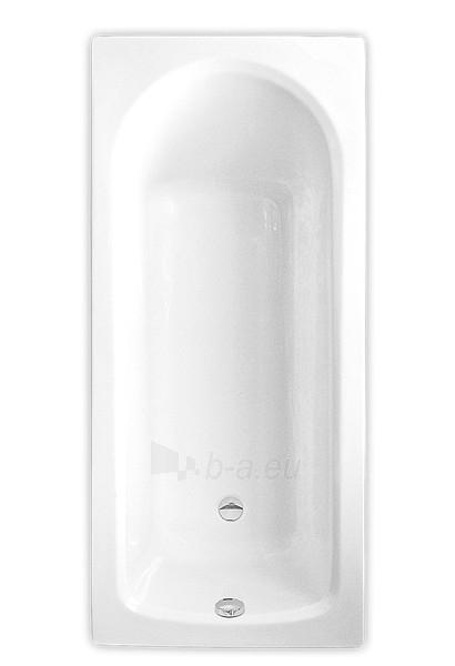 Akrilinė vonia Vanessa Neo 140x70 cm balta Paveikslėlis 1 iš 2 310820163449