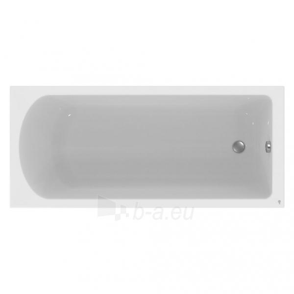Akrilo vonia Ideal Standard, Hotline, 170x75, įmontuojama Paveikslėlis 2 iš 3 310820163247