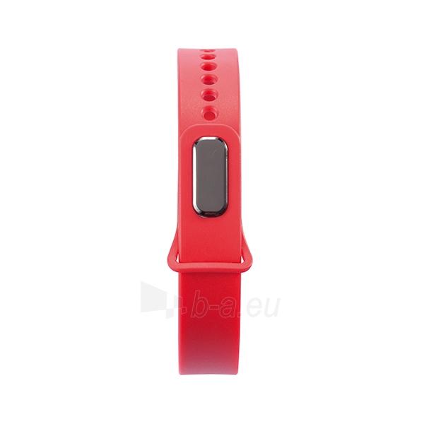 Aktyvumo matuoklis, raudonas Paveikslėlis 3 iš 5 310820012592