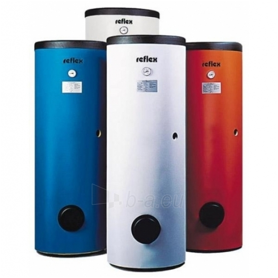 Akumuliacinė talpa REFLEX LS 1500 karštam buitiniam vandeniui; 1500l Paveikslėlis 2 iš 2 271450000077