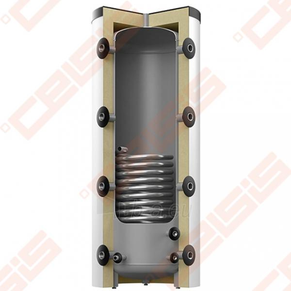 Akumuliacinė talpa REFLEX PFHW 300 šildymo sistemai; 300l Paveikslėlis 1 iš 5 271450000096