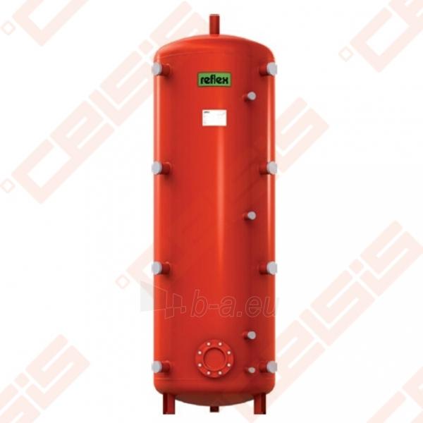 Akumuliacinė talpa REFLEX PHF 5000 šildymo sistemai; 5000l Paveikslėlis 1 iš 2 271450000106