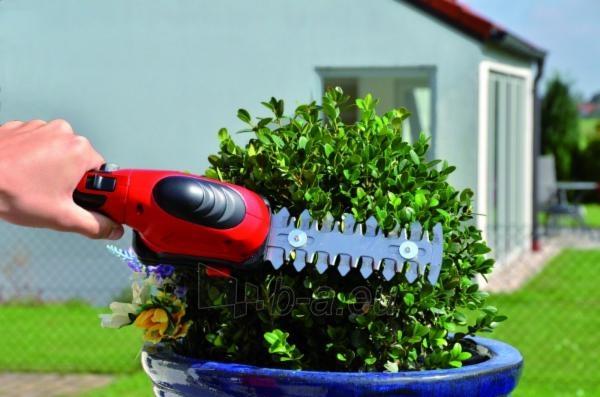 cordless grass/hedge shears 3.6V Grizzly AGS 360 Lion Paveikslėlis 3 iš 3 30006100126