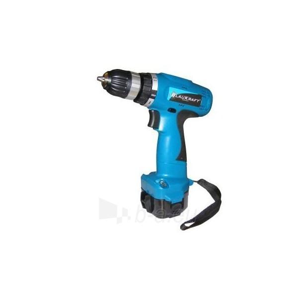 Cordless drill Screwdriver Blaukraft BKAS 12-2-2S Paveikslėlis 1 iš 1 300421000088