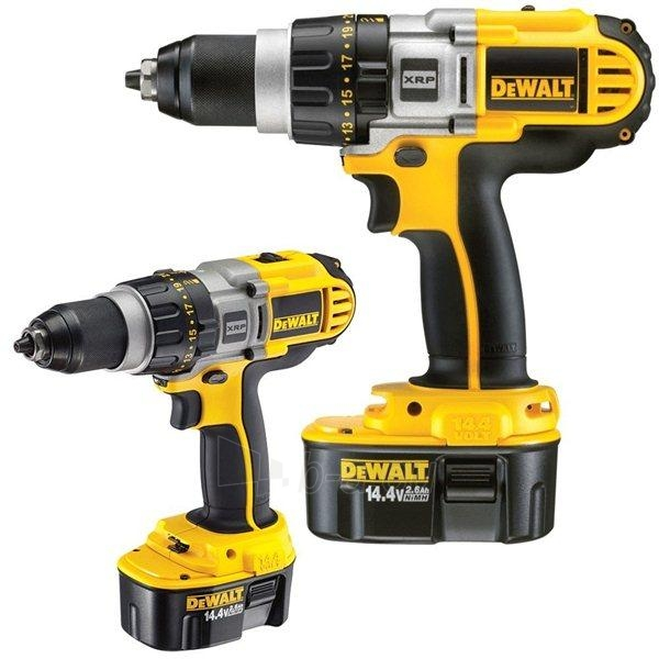 Cordless drill Screwdriver DeWALT DCD930B2-QW Paveikslėlis 1 iš 1 300421000123