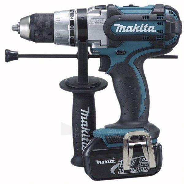 Cordless drill screwdriver Makita BHP454RFE Paveikslėlis 1 iš 1 300421000202