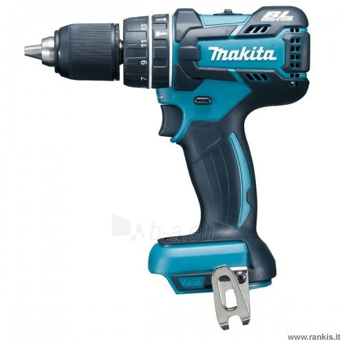 Cordless impact drill MAKITA DHP480Z (without battery and charger)
