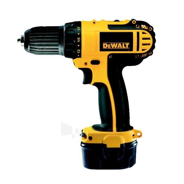 Cordless impact wrench DeWALT DC745KB-QW Paveikslėlis 1 iš 1 300421000258