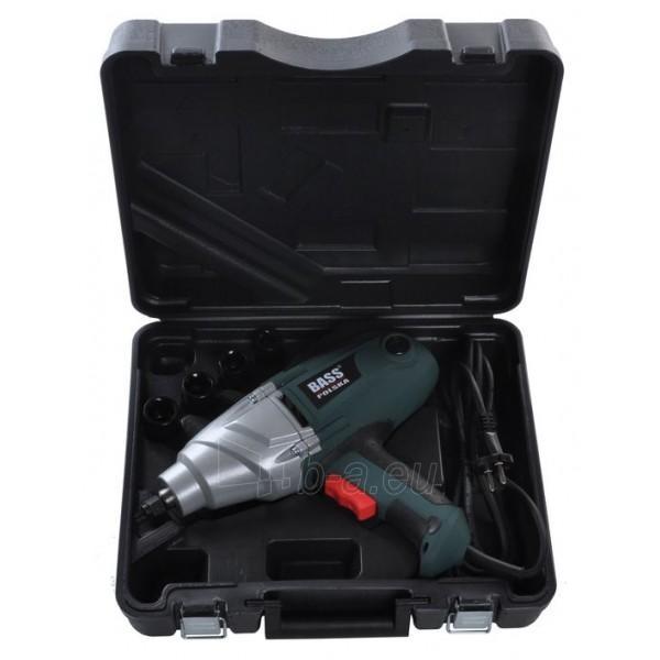 Akumulators sišanas izmežģījums BASS BP-4376 Paveikslėlis 1 iš 1 300421000378