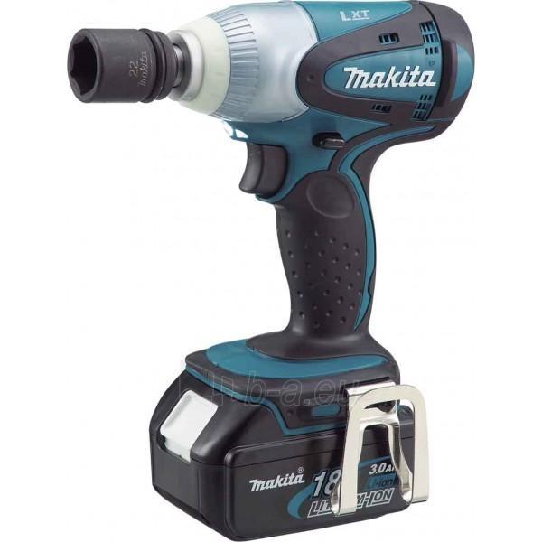 Cordless Impact Wrench Makita BTW251RFE Paveikslėlis 1 iš 1 300421000340