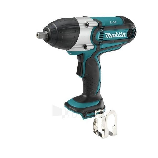 Cordless Impact Wrench Makita BTW450Z Paveikslėlis 1 iš 1 300421000342