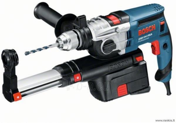 Cordless Bosch GSB 19-2 REA Professional Paveikslėlis 1 iš 1 310820049295