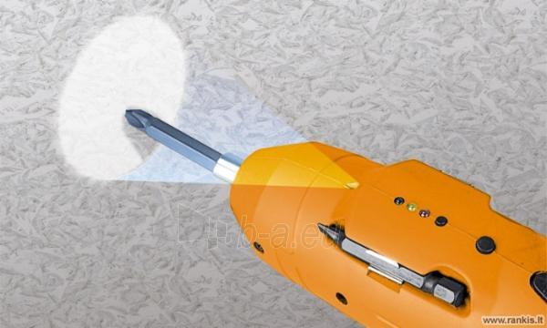 DEFORT DS-36N-LT Akumuliatorinis suktuvas Paveikslėlis 1 iš 3 310820049308