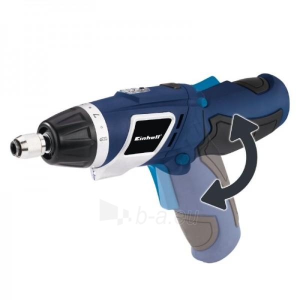Cordless screwdriver Einhell BT-SD 3,6/1 Li Paveikslėlis 1 iš 6 300421000283