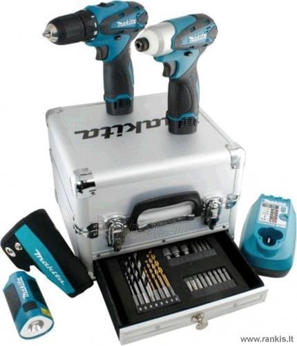 MAKITA LCT 303X akumuliatorinių įrankių komplektas Paveikslėlis 1 iš 1 310820049552