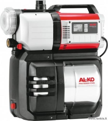 AL-KO HW 6000 FMS Premium vandens siurblys su hidroforu Paveikslėlis 1 iš 1 310820054769