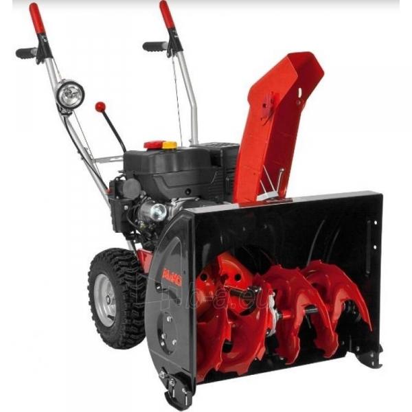 Sniego valytuvas AL-KO SnowLine 620E II Paveikslėlis 1 iš 1 310820017700