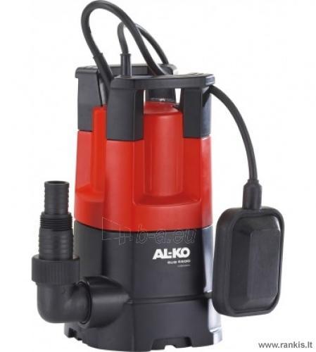AL-KO SUB 6500 Classic drenažinis panardinamas siurblys švariam vandeniui Paveikslėlis 1 iš 1 310820054782