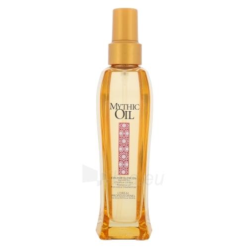 Aliejukas plaukams L´Oreal Paris Mythic Oil Colour Glow Oil Cosmetic 100ml Paveikslėlis 1 iš 1 250832400457