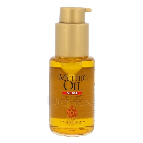 L´Oreal Paris Mythic Oil Protecting Concentrate Oil Cosmetic 50ml Paveikslėlis 1 iš 1 250832400231
