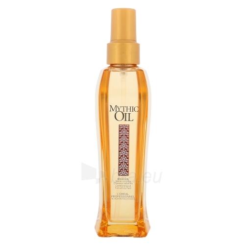 Aliejukas plaukams L´Oreal Paris Mythic Oil Rich Oil Cosmetic 100ml Paveikslėlis 1 iš 1 250832400459