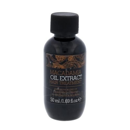 Macadamia Oil Extract Hair Treatment Cosmetic 50ml Paveikslėlis 1 iš 1 310820024070