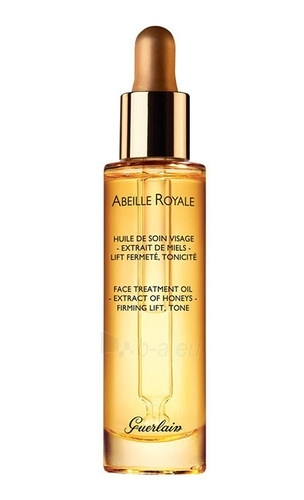 Oil Guerlain Abeille Royale Face Treatment Oil Cosmetic 28ml Paveikslėlis 1 iš 1 250840501016