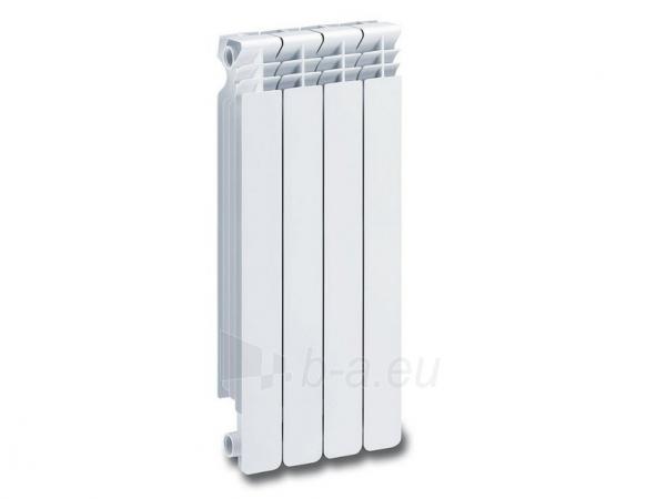 Aliuminio radiatorius HELYOS EVO 500, RAL 9016 Paveikslėlis 1 iš 3 310820254291