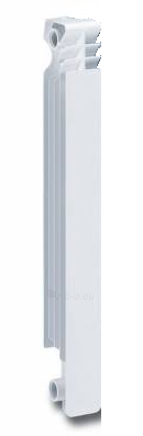 Aliuminio radiatorius HELYOS EVO 500, RAL 9016 Paveikslėlis 3 iš 3 310820254291