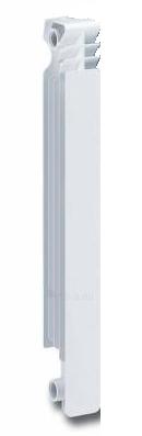 Aliuminio radiatorius HELYOS EVO 800, RAL 9016 Paveikslėlis 1 iš 2 310820254292