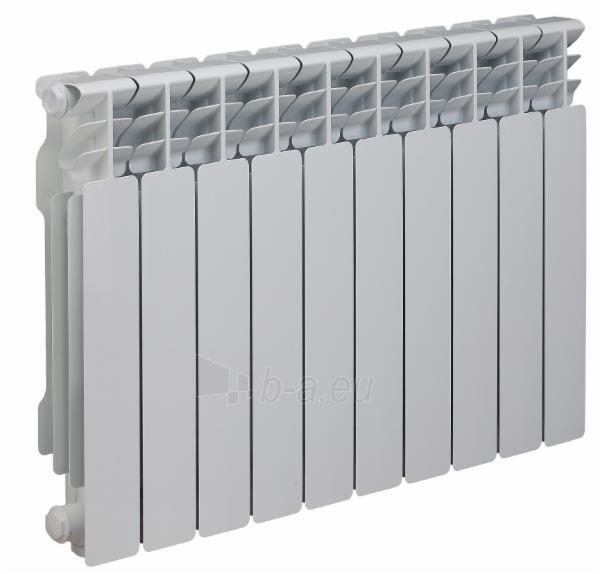 Aliuminio radiatorius Moda 500 Paveikslėlis 1 iš 1 310820078639