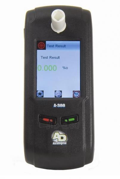 Alkotesteris AlcoDigital A300 | fuel cell Paveikslėlis 3 iš 4 251006000097
