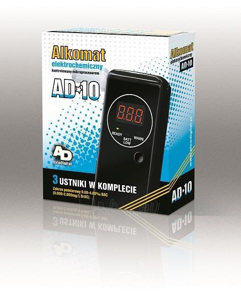 Alkotesteris AlcoDigital AD-10 | fuel cell Paveikslėlis 3 iš 3 310820040718
