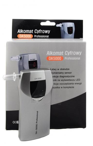 Alkotesteris AlcoFind DA5000 Professional Paveikslėlis 3 iš 3 251006000100