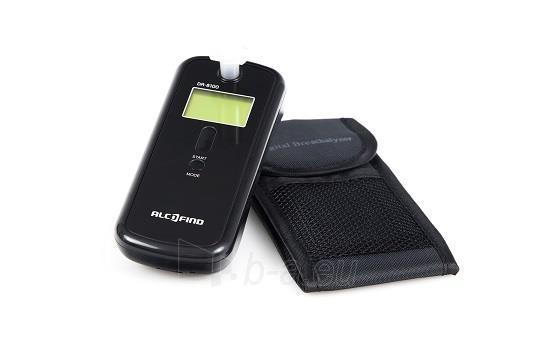Alkotesteris AlcoFind DA8100 | fuel cell Paveikslėlis 2 iš 3 251006000102