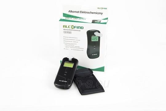 Alkotesteris AlcoFind DA8100 | fuel cell Paveikslėlis 3 iš 3 251006000102
