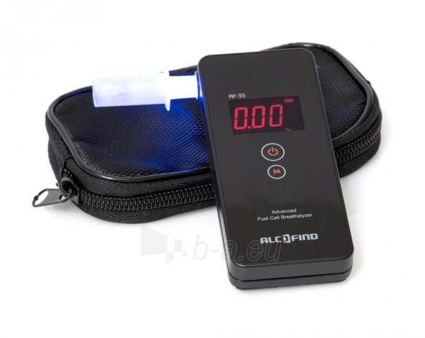 Alkotesteris Alcohol tester AlcoFind AF-35 | fuel cell Paveikslėlis 1 iš 3 310820168839