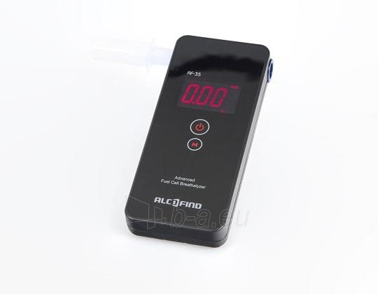 Alkotesteris Alcohol tester AlcoFind AF-35 | fuel cell Paveikslėlis 3 iš 3 310820168839