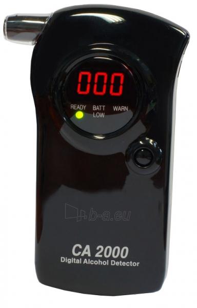 Alkotesteris CA-2000 Black Paveikslėlis 1 iš 1 251006000065