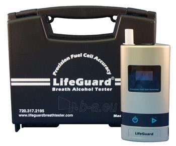 Alkotesteris Lifeloc Lifegard (Fuel Cell) Paveikslėlis 2 iš 6 310820039412