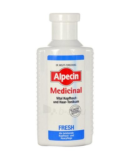 Alpecin Medicinal Fresh Scalp And Hair Tonic Cosmetic 200ml Paveikslėlis 1 iš 1 310820011476