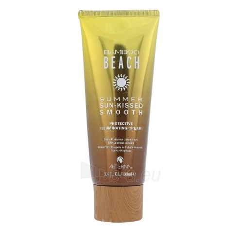 Alterna Bamboo Beach Summer Sun-Kissed Smooth Cosmetic 100ml Paveikslėlis 1 iš 1 310820039522
