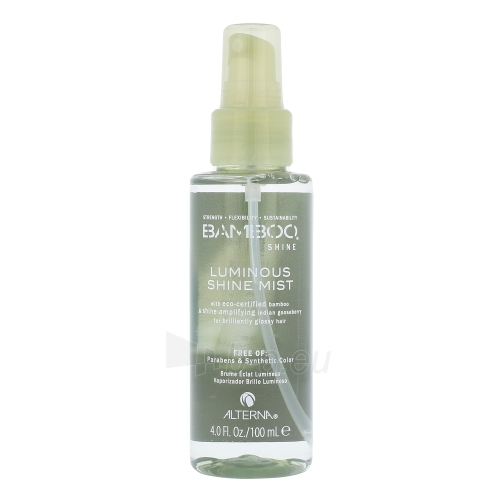 Alterna Bamboo Shine Luminous Shine Mist Cosmetic 100ml Paveikslėlis 1 iš 1 310820039523