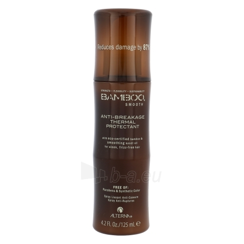 Alterna Bamboo Smooth Anti-Breakage Thermal Protect Spray Cosmetic 170ml Paveikslėlis 1 iš 1 250832400416