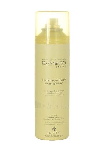 Alterna Bamboo Smooth Anti-Humidity Hair Spray Cosmetic 213g Paveikslėlis 1 iš 1 310820012699