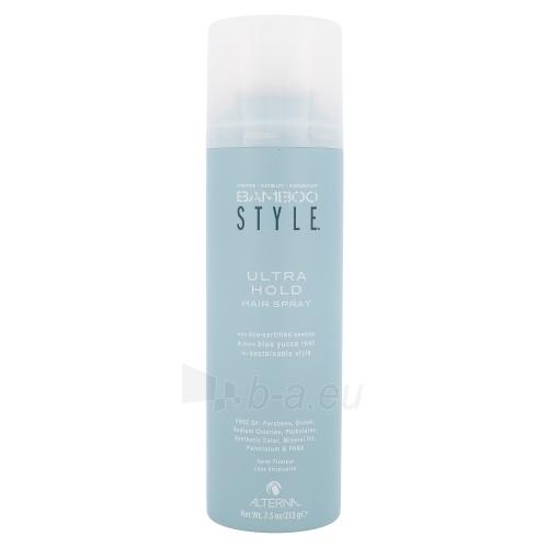 Alterna Bamboo Style Ultra Hold Hair Spray Cosmetic 213g Paveikslėlis 1 iš 1 310820010287