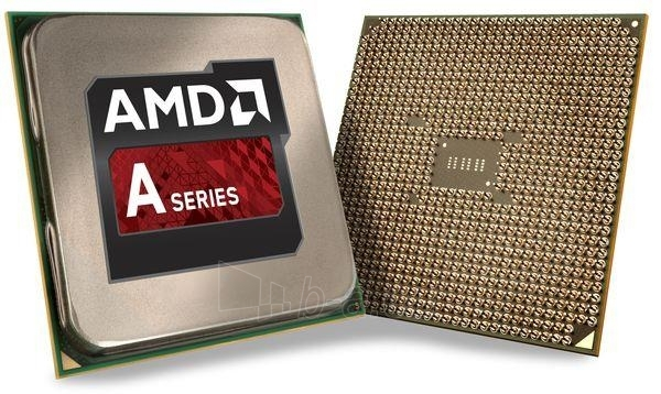 AMD APU A6-7400K, socket FM2, 3.5 GHz, L2 Cache 1MB, 65W, BOX Paveikslėlis 1 iš 1 250255041513