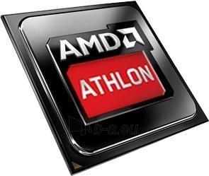 AMD Athlon II X4 840 Socket FM2+, Quad-Core 3.8 GHz, L2 Cache 4MB, 65W, BOX Paveikslėlis 1 iš 1 250255041722