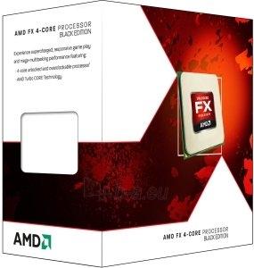 AMD FX-4300, socket AM3+, 64bit, 3,8GHz, 95W, cache 8MB, BOX Paveikslėlis 1 iš 1 250255041520