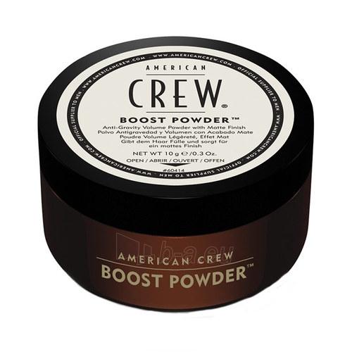 American Crew Boost Powder Cosmetic 10g Paveikslėlis 1 iš 1 310820010276